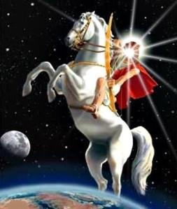 White Horse Tim Paulson