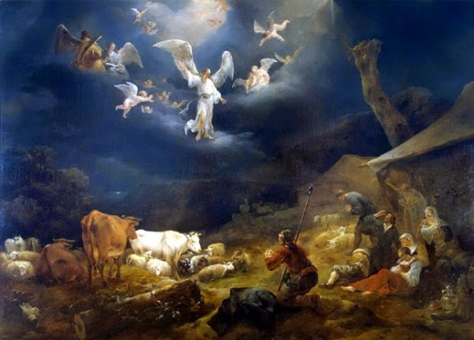 Annunciation to the Shepherds